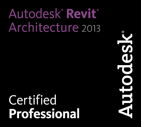 RevitArchitecture2013CertifiedProfessional