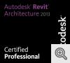 Revit Professional certificate 2013